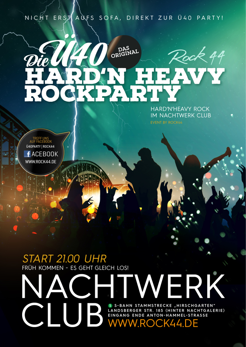 Hardrockparty